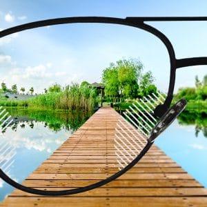 Premium Gleitsicht Brillengläser