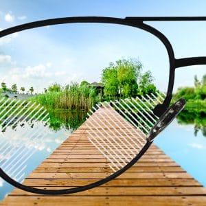 Standard Gleitsicht Brillengläser